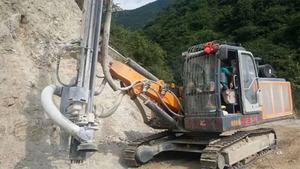 贵州瓮福矿业大塘采矿区